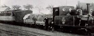 SRT Heritage train 3 Blyth